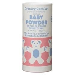 Country Comfort Baby Powder - 3 oz