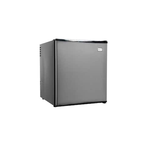 Avanti SHP1712SDC 1.7 Cu. Ft. AC/DC Superconductor Refrigerator - Stainless Steel
