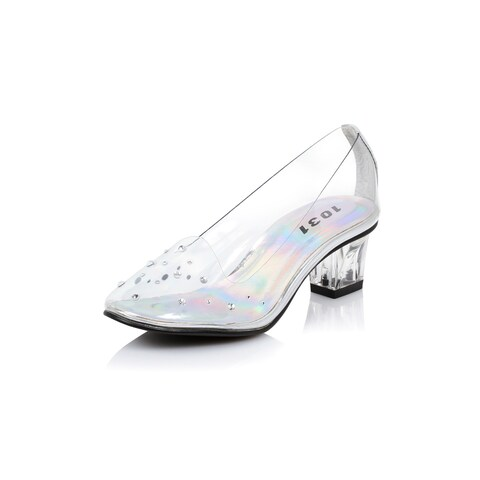Kids Clear Shoes