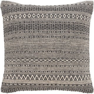 Link to Loma Bohemian Striped 20-inch Poly or Feather Down Throw Pillow Similar Items in Decorative Accessories