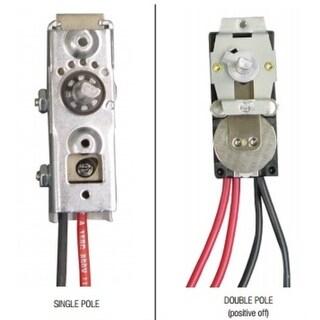 King SLT-1 Single-Pole Thermostat Kit