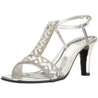 Love & Liberty Womens Savanna Open Toe Casual Ankle Strap Sandals - 7