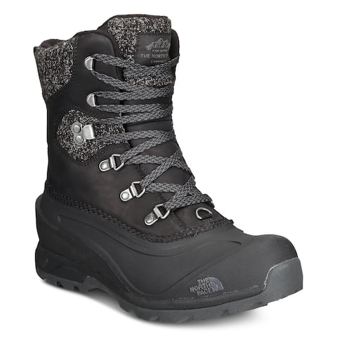 The North Face Womens Chilkat SE Closed Toe Mid-Calf Cold Weather Boots - 9