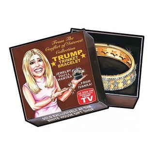 GPK: Disgrace To The White House: Jewelry You'll Wantka From Ivanka, Card 82 - multi