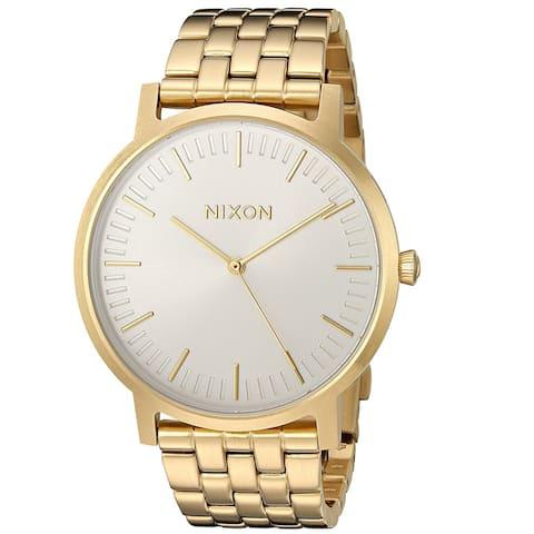 Nixon Men's Porter White Dial Watch - A1057-2443 - One Size