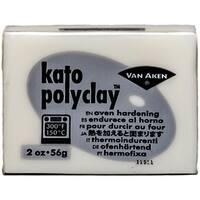 Kato Polyclay 2Oz-Translucent