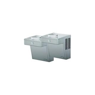 Elkay VRCTLRDDSC Wall Mount High Efficiency Bi-Level Water Cooler