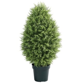 """Link to 40"""" Potted Cypress Tree Similar Items in Decorative Accessories"""