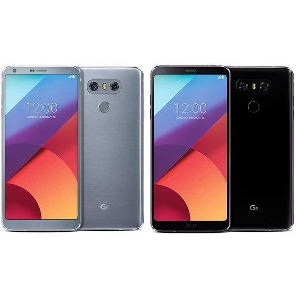 Shop LG G6 H873 32GB Unlocked GSM Android Phone w/ Dual 13MP