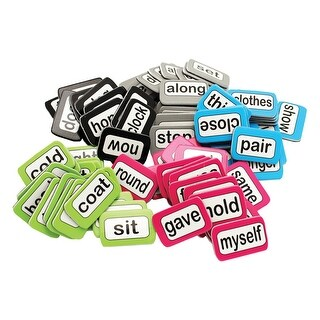 Magnetic Die Cut Sight Words 3Rd 100 Words Level 3