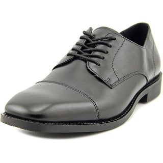 Dr. Scholl's Proudest Round Toe Leather Oxford