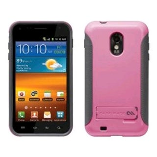 Case-Mate Pop! Case with Stand for Samsung Epic Touch 4G SPH-D710 - Pink/Cool Gr