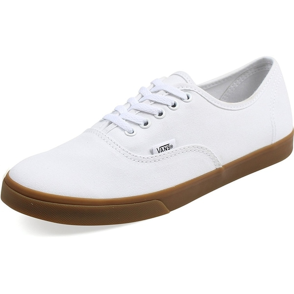 7b3ff70c34f Shop Vans - Unisex-Adult Authentic Lo Pro Shoes - (light gum) true white -  Free Shipping On Orders Over  45 - Overstock - 18538024