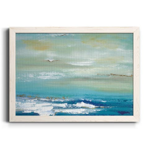Distant Horizon-Premium Framed Canvas - Ready to Hang
