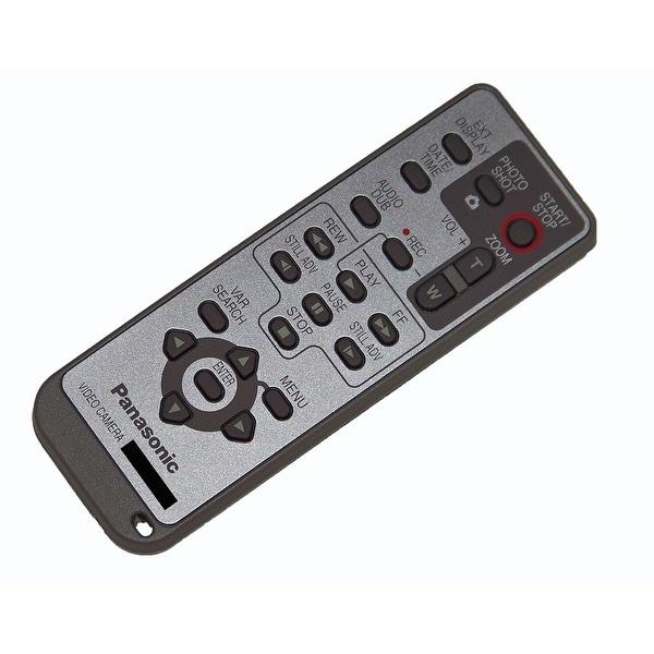 OEM Panasonic Remote Control Originally Shipped With: PV-GS320, PVGS320