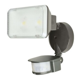 AFX TPDW2600L50MS LED Flood Light with Motion Sensor
