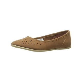 Carters Girls Mana Flats Perforated