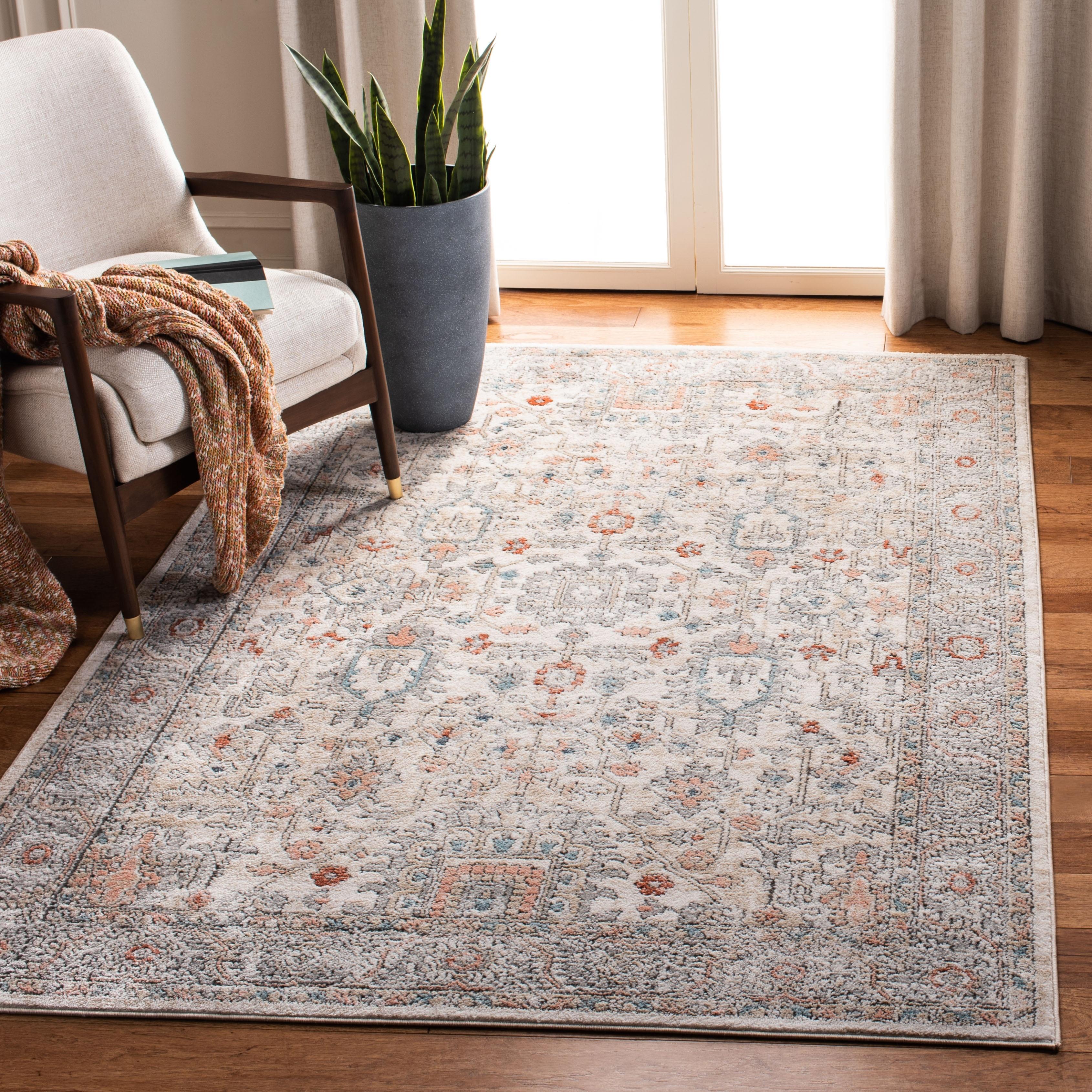 Safavieh Oregon Anjana Traditional Oriental Rug On Sale Overstock 27982978