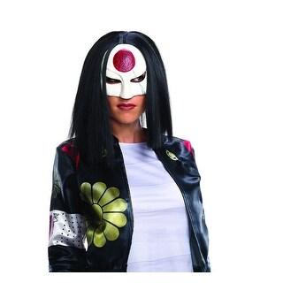 Suicide Squad Katana Costume Wig Adult One Size