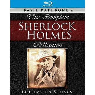 Sherlock Holmes: The Complete Collection [BLU-RAY]