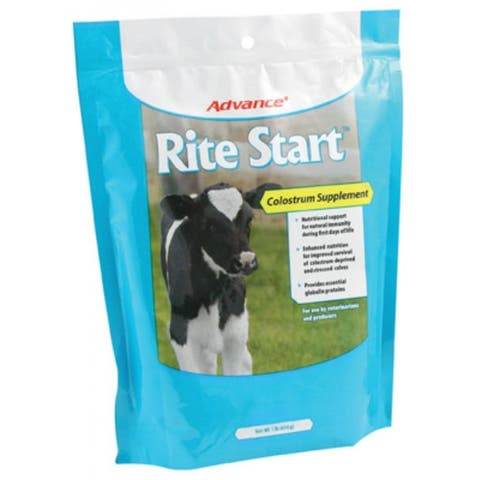 Manna Pro 0094650352 Advance Rite Start Colostrum Supplement, 1 Lb