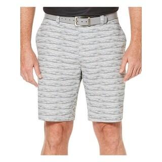 PGA Tour Mens Shorts Printed Golf
