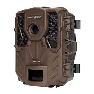 Spypoint Force 10 HD 10MP Trail Camera, Brown