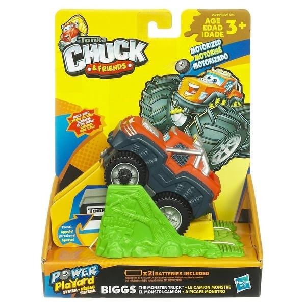Shop Chuck Friends Motorized Vehicle Biggs The Monster Truck