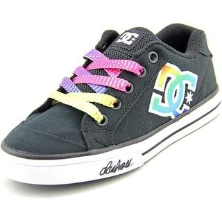 DC Shoes Chelsea TX SE Round Toe Canvas Skate Shoe