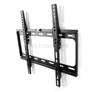 """FLEXIMOUNTS Tilt TV Wall Mount Bracket for most 26""""-55"""" Max 400x400mm for Flat Screen https://ak1.ostkcdn.com/images/products/is/images/direct/392b41325945efb94ca1320aff1157c31e8011ff/FLEXIMOUNTS-Tilt-TV-Wall-Mount-Bracket-for-most-26%22-55%22-Max-400x400mm-for-Flat-Screen.jpg?_ostk_perf_=percv&impolicy=medium"""