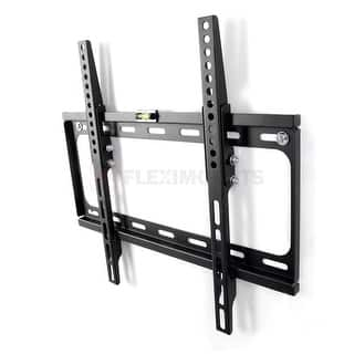 "FLEXIMOUNTS Tilt TV Wall Mount Bracket for most 26""-55"" Max 400x400mm for Flat Screen