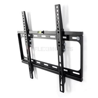 "FLEXIMOUNTS Tilt TV Wall Mount Bracket for most 26""-55"" Max 400x400mm for Flat Screen"