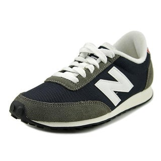 New Balance U410 Youth  Round Toe Synthetic Blue Sneakers