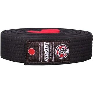 Tatami Fightwear Adult BJJ Rank Black Belt