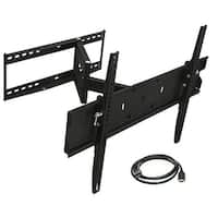 17.3 in. Articulating Full Motion Arm Wall Mount Bracket with