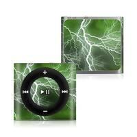 DecalGirl IPS4-APOC-GRN Apple iPod Shuffle 4G Skin - Apocalypse Green