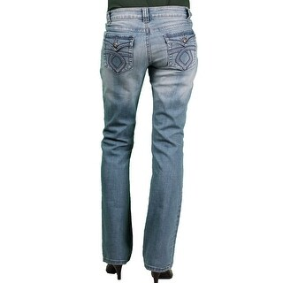 Lee Misses 'Kylie' Boot-Cut Jean (4 options available)