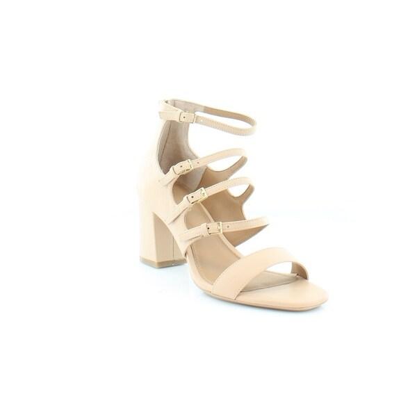 Calvin Klein Caz Women's Heels Sandstorm - 5