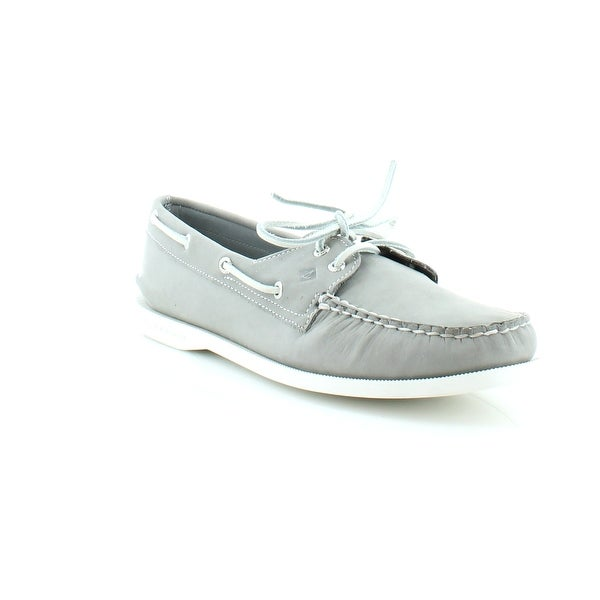 Sperry Top-Sider A/O 2-Eye Women's Flats & Oxfords Grey