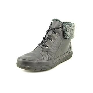 Easy Spirit e360 Caldera W Round Toe Leather Chukka Boot