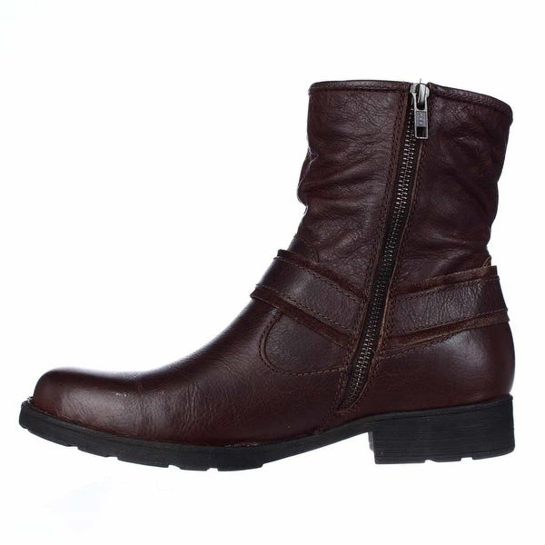 Born Womens Estonia Leather Closed Toe Ankle Fashion Boots