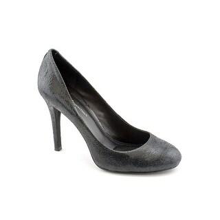 BCBGeneration Lana Women  Round Toe Leather  Heels