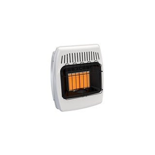 Link to Dyna-Glo IR12NMDG-1  12,000 BTU Natural Gas Vent Free Infrared Wall Heater Similar Items in Heaters, Fans & AC