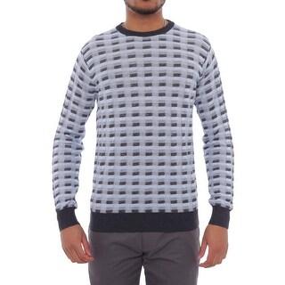 Armani Collezioni Long SleeveC Men Regular Sweater Top