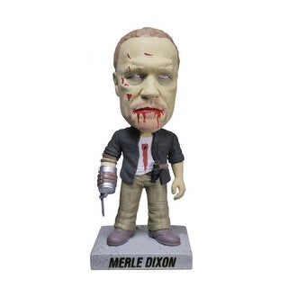 The Walking Dead Wacky Wobbler Bobble Head Zombie Merle - multi