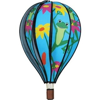 Premier Designs PD25769 Hot Air Balloon Frogs 22 inch