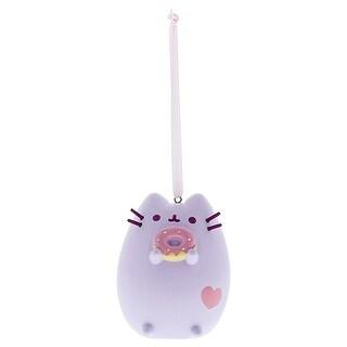 Pusheen Pastel Purple Ornament