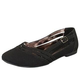 Qupid Women's Palmer-77 Flats Shoes