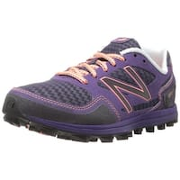 New Balance Womens WT00 Low Top Lace Up Running Sneaker