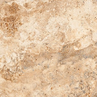 """Emser Tile F84CABO-1717  Cabo - 17-1/4"""" x 17-1/4"""" Square Floor and Wall Tile - Unpolished Stone Visual"""